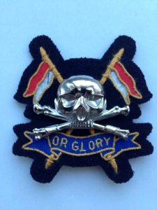 OR's Royal Lancers Cap Badge[1]