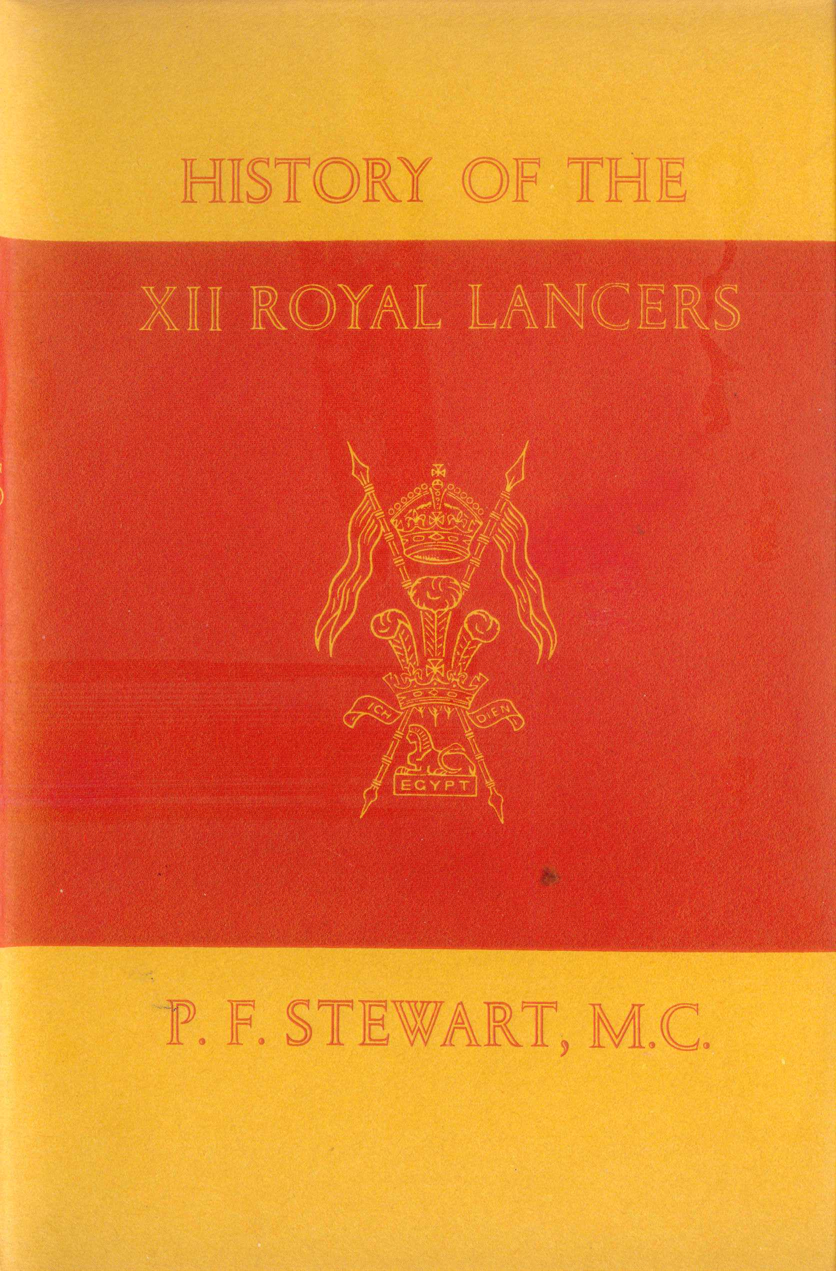 History of the XII Royal Lancers